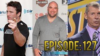 Chael Sonnen Tells A RARE Dana White vs Vince McMahon Story