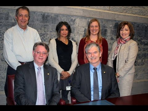 Kingston hospital front-line staff take in international education thanks to BMO