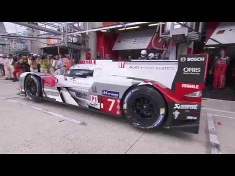 WEC 2015 -  24 Heures du Mans - Race Highlights
