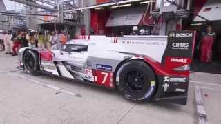 WEC 2015 -  24 Heures du Mans - Race Highlights