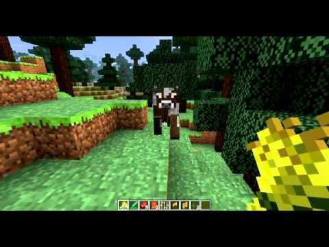 Minecraft Tiere Züchten YouTube - Minecraft mit tieren spielen