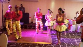 Best salsa samaba (sanorita)Dance in Sri Lanka Dance Crew 0773418874