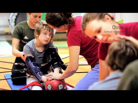 Cerebral Palsy Therasuit Rehabilitation Olinek Poland
