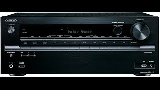 Onkyo Unboxing Onkyo HT-S9700THX 7.1-Channel Network A/V Receiver/Speaker Package with Dolby Atmos