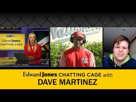 Chatting Cage: Dave Martinez answers fans' questions
