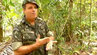 materiais para sobrevivência na selva