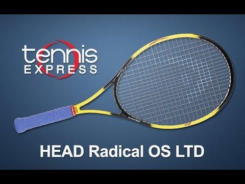 HEAD Radical OS LTD Tennis Racquet Review  20088fd19f