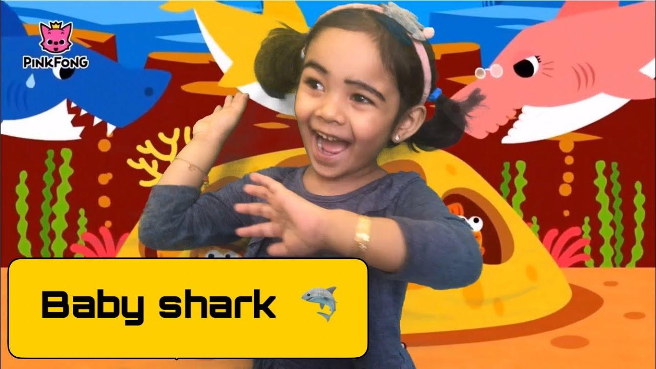 Baby shark dance | baby shark doo doo doo | pinkfong baby ...