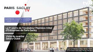 PARIS-SACLAY TV – Juillet 2019