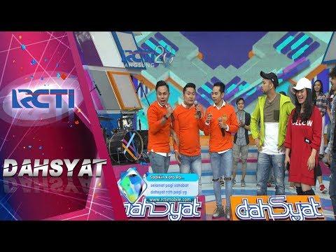 DAHSYAT - Wah Cucufi Ngerecokin Para Host Dahsyat Nih [30 Agustus 2017]