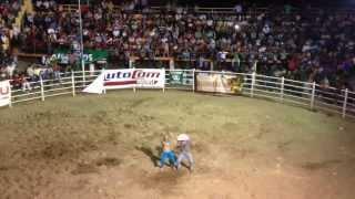 Sulema Reyes Rodeo Monjas Jalapa 2014