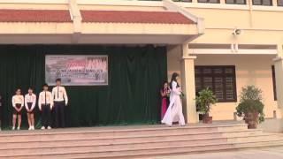Hội thi Học sinh thanh lịch trường THPT Hoàng Quốc Việt - Part 1