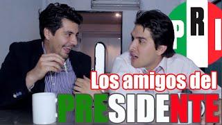 Video Spot Parodia: Los amigos del PRESIDENTE download MP3, 3GP, MP4, WEBM, AVI, FLV Oktober 2018