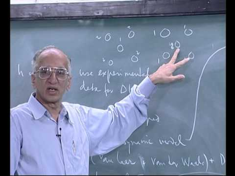 Mod-01 Lec-13 Models for Excess Gibbs Free Energy