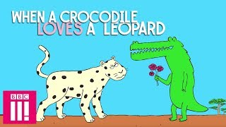 When A Crocodile Loves A Leopard | Barbaric Tales From The Serengeti