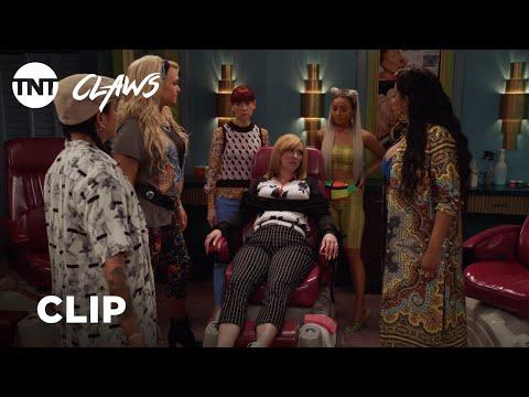 "Claws: ""She's Lying"" Season 3, Episode 9 [CLIP] | TNT"