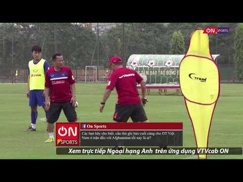 CAFE ON SPORTS | Trận đấu đầu tiên dưới thời HLV Park Hang Seo