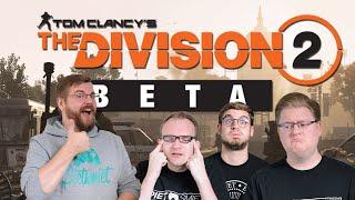 Bis zur Dark Zone und zurück 🎮 The Division 2 Beta