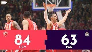 ABA LIGA: Crvena zvezda - Partizan 84:63 | Pregled utakmice