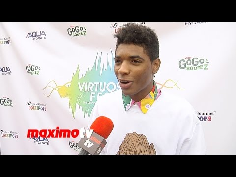 Nadji Jeter   VIRTUOSO FEST 2014  Avalon Hollywood