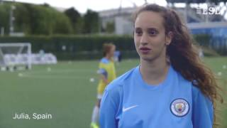 Junior scuole di lingua Manchester City Football (ragazze)