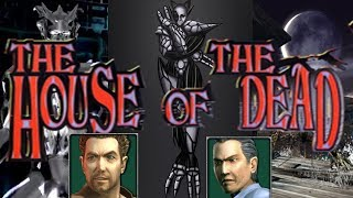 La Historia De The House Of The Dead