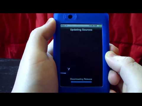 how to change your ipod touch icons