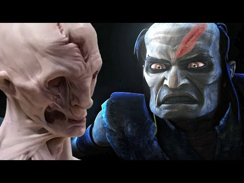 Snoke Is Sifo-Dyas - Snoke Identity SOLVED - Mind-Blowing Star Wars Theory