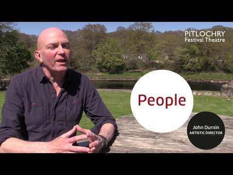People by Alan Bennett