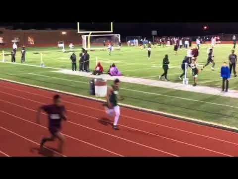 Danny Jones Middle School 7th grade boys 4x2 3/8/17