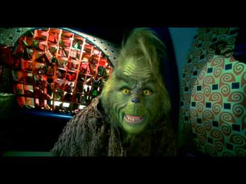 Dr Seusss How The Grinch Stole Christmas Trailer