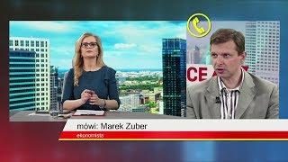 M. Zuber: Dzięki portowi w Świnoujściu i Baltic Pipe będziemy móc zupełnie inaczej rozmawiać z Rosją