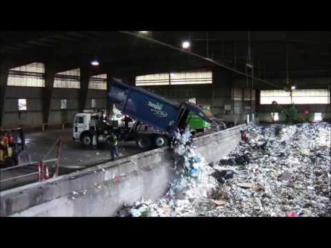 Garbage Trucks at the Dump: Part 1