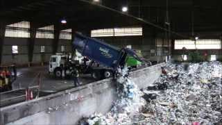 Garbage Trucks at the Dump: Part 1