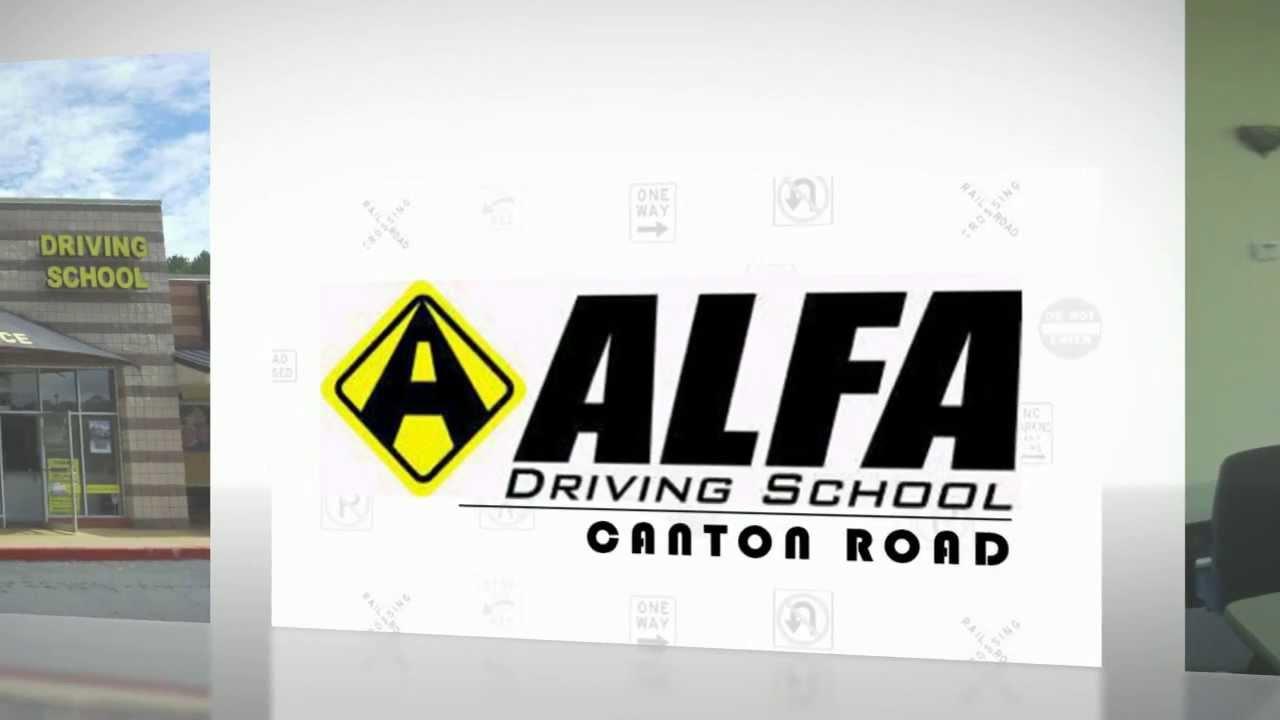 Alfa Driving School Driving School Marietta Ga Youtube