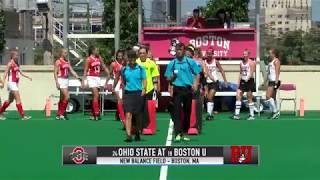 Highlights: Field Hockey vs. Ohio State 9/3/2018