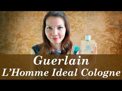 Guerlain L'Homme Ideal Cologne (Эль Хом Идеал Колон), АллюрПарфюм