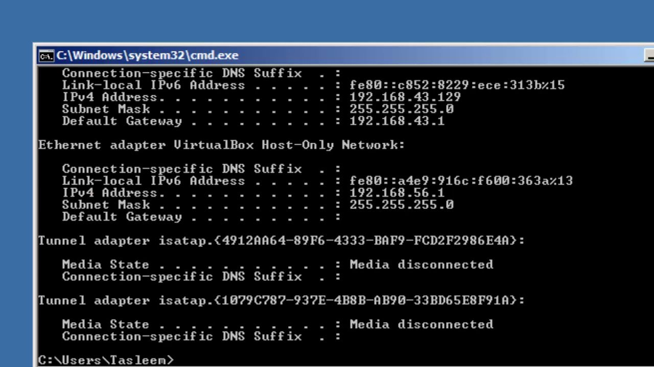 Transfer files between Linux and Windows