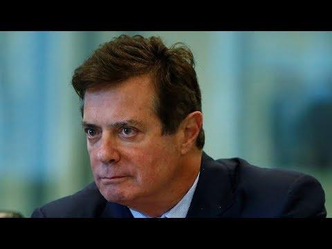 Paul Manafort sues DOJ, Mueller over legitimacy of Russia probe