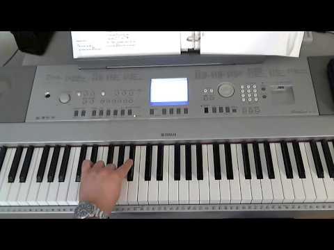 """*TUTORIAL* Shingeki no Kyojin - """"Marco"""" - Piano - Lars SorensenMusic"""