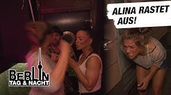 Berlin - Tag & Nacht - BAMM! Alina rastet aus! #1477 - RTL II