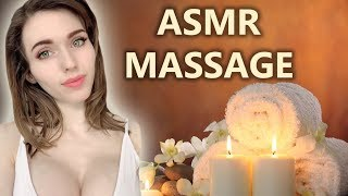 ASMR Massage - I'll Make You Feel Good ❤👄