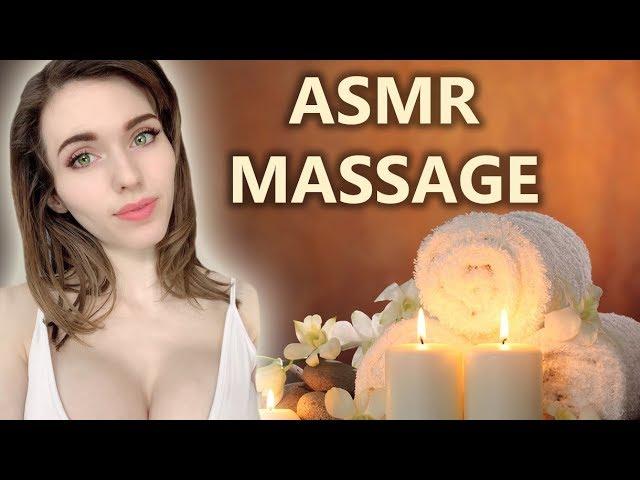 ASMR Massage - Ill Make You Feel Good ?????