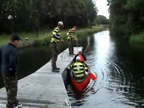 Beaver Paddle 1 Scots Team Fiji