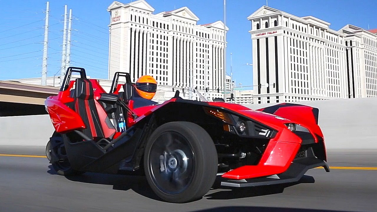 2016 Polaris Slingshot >> 2016 Polaris Slingshot Review And Road Test