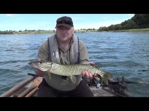 Deeper: Tackling Pitsford Reservoir
