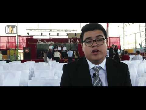 Colegio Alma Mater: Titulación - Testimonio 2