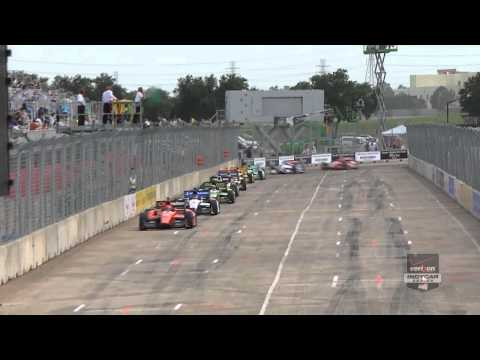 2014 Grand Prix of Houston Race 2 Highlights
