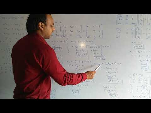Cholesky Decomposition Method, B. Sc 3rd Year (maths), M. Sc (numerical Methods)
