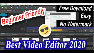 Best Video Editor for pc free download 2020